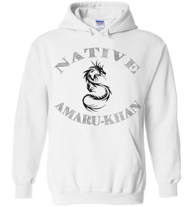 Native Amaru-Khan Hoodie - Black