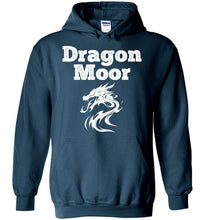 Load image into Gallery viewer, Fire Dragon Moor Hoodie - White Dragon