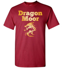 Load image into Gallery viewer, Fire Dragon Moor Tee - Gold Dragon