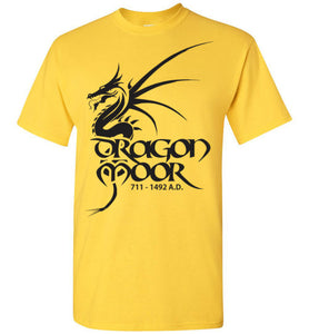 Dragon Moor Black Dragon Tee - 1