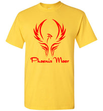 Load image into Gallery viewer, Phoenix Moor Tee - Red Phoenix 1