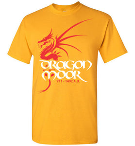 Dragon Moor Red Dragon Tee-1