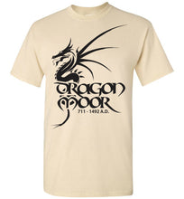 Load image into Gallery viewer, Dragon Moor Black Dragon Tee - 1