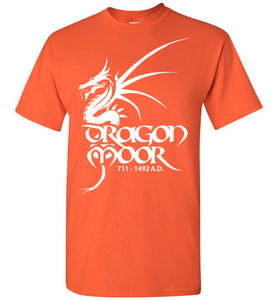 Dragon Moor White Dragon Tee - 1