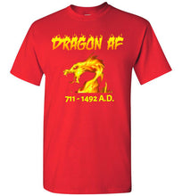 Load image into Gallery viewer, Dragon AS F**K Tee - Gold Dragon