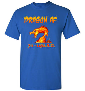 Dragon AS F**K Tee - Red Dragon