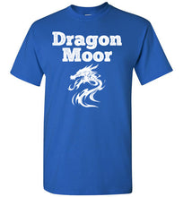 Load image into Gallery viewer, Fire Dragon Moor Tee - White Dragon