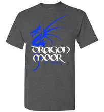 Load image into Gallery viewer, Dragon Moor Tee - Blue Dragon