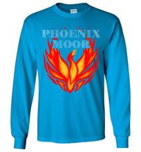 Load image into Gallery viewer, Phoenix Moor Long Sleeve Tee - Fire Bird