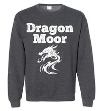 Load image into Gallery viewer, Fire Dragon Moor Sweatshirt - White Dragon