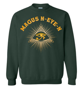 Magus N-eye-N Sweatshirt - Pharaoh's Gold