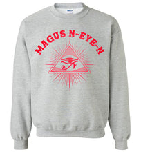 Load image into Gallery viewer, Magus N-eye-N Hoodie - Planet Mars Red