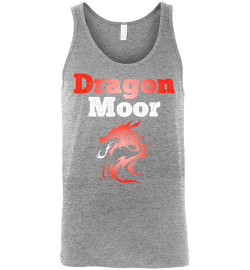 Fire Dragon Moor Tank - Red & White