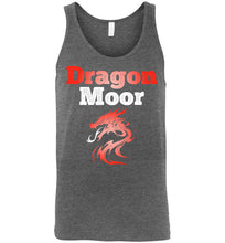 Load image into Gallery viewer, Fire Dragon Moor Tank - Red & White