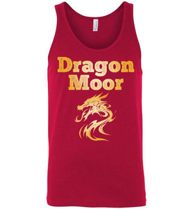 Fire Dragon Moor Tank - Gold Dragon