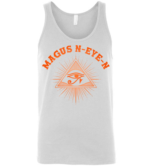 Magus N-eye-N Tank - Sunset Orange
