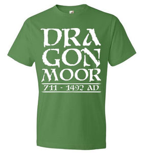 Dragon Moor White T-1