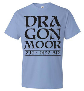 Dragon Moor Black T-1