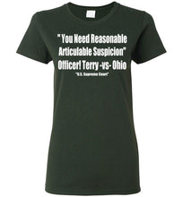 Load image into Gallery viewer, Women's Terry Stop T-Shirt!