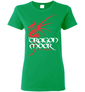 Women's Dragon Moor Red Dragon T-1