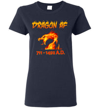 Load image into Gallery viewer, Women's Dragon AS F**K Tee - Red Dragon