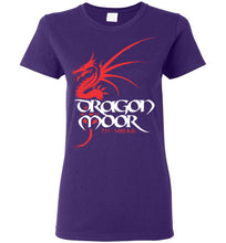 Load image into Gallery viewer, Women's Dragon Moor Red Dragon T-1