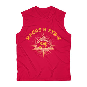 Magus N-eye-N Muscle Tee 2 - Pharaoh's Gold