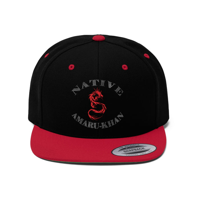 Native Amaru-Khan Snapback Cap - 3