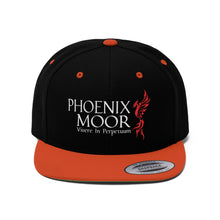 Load image into Gallery viewer, Phoenix Moor Snapback Cap - 2