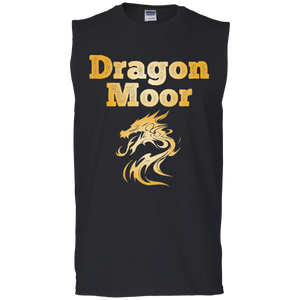 Dragon Moor  Muscle Tank - Pharaoh's Gold