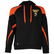 Load image into Gallery viewer, Dragon Moor Colorblock Hoodie - Pharaoh's Gold