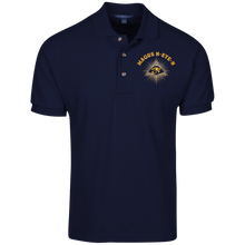 Load image into Gallery viewer, Magus N-eye-N Jersey Polo - Pharaoh's Gold