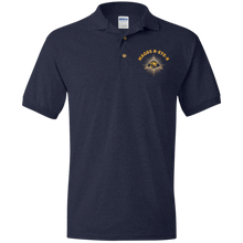 Load image into Gallery viewer, Magus N-eye-N Slim Fit Polo - Pharaoh's Gold