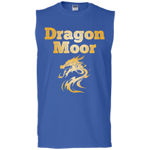 Load image into Gallery viewer, Dragon Moor  Muscle Tank - Pharaoh's Gold