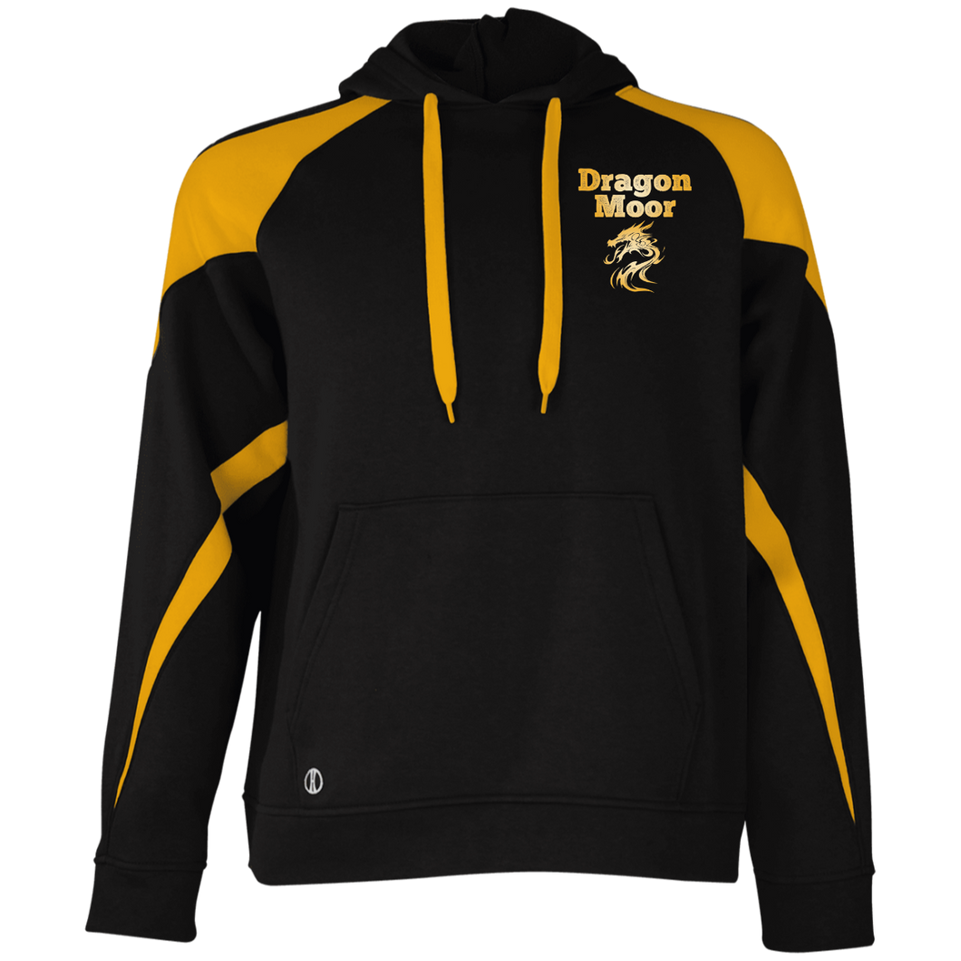 Dragon Moor Colorblock Hoodie - Pharaoh's Gold