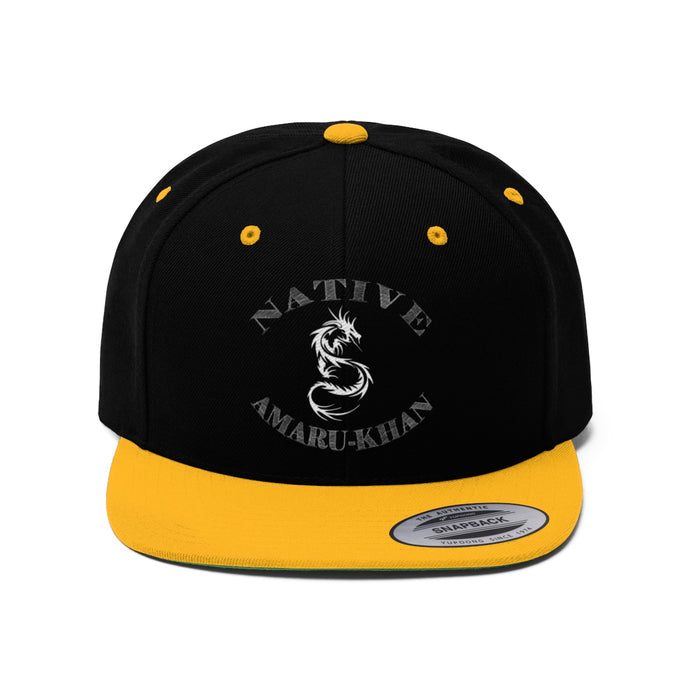 Native Amaru-Khan Snapback Cap - 1