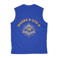 Load image into Gallery viewer, Magus N-eye-N Muscle Tee 2 - Pharaoh's Gold