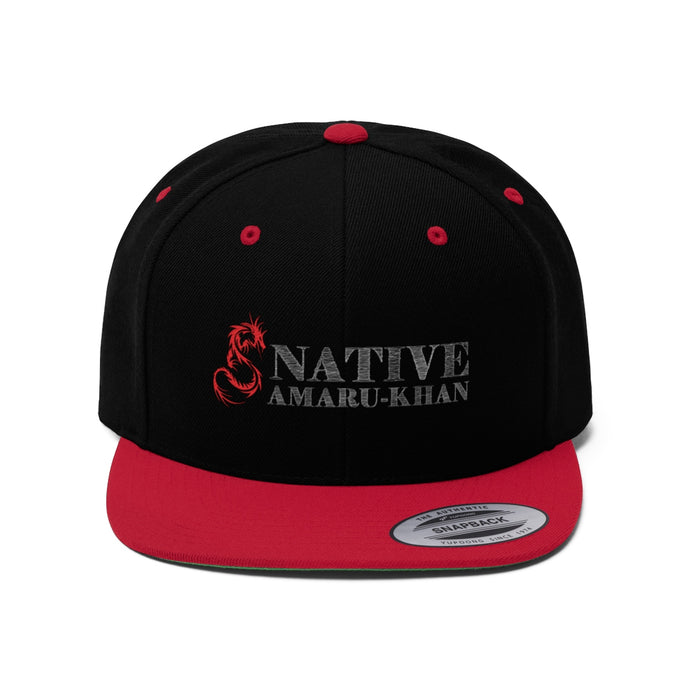 Native Amaru-Khan Snapback Cap - 2
