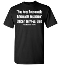 Load image into Gallery viewer, Terry Stop T-Shirt!