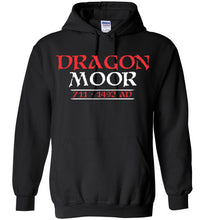 Load image into Gallery viewer, Dragon Moor Hoodie Red & White - 2