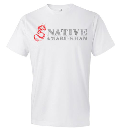 Native Amaru-Khan Red & Black T-2
