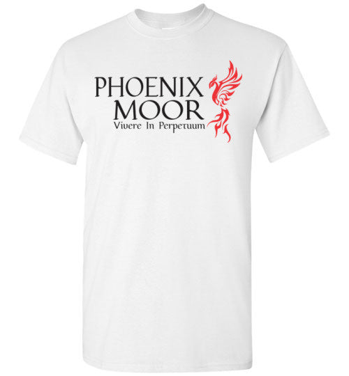 Phoenix Moor Red & Black T-1