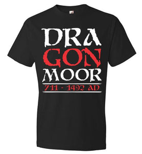 Dragon Moor Red & White T-1