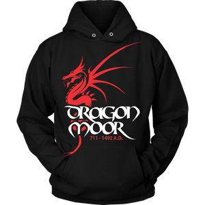 Dragon Moor Hoodie Red Dragon