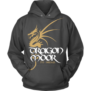 Dragon Moor Hoodie Gold Dragon