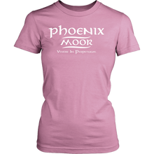 Load image into Gallery viewer, Phoenix Moor Women's White T-1