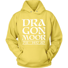 Load image into Gallery viewer, Dragon Moor Hoodie White - 1