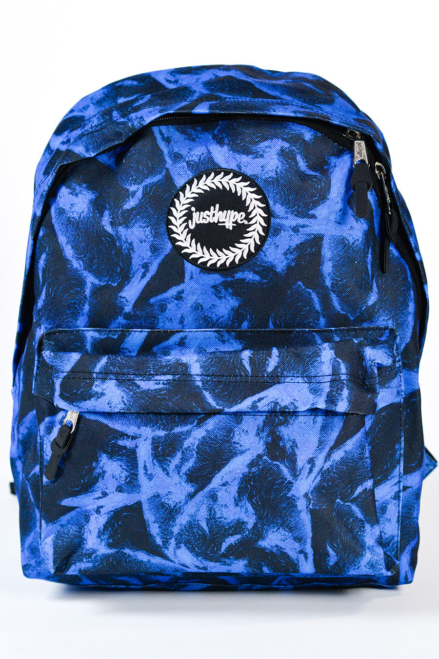 HYPE BLUE FIREWALL BACKPACK