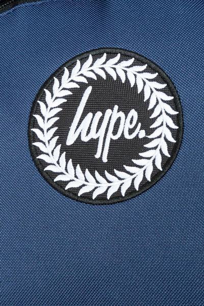 HYPE NAVY BADGE BACKPACK