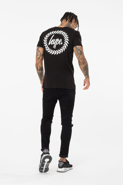 HYPE BACK CREST MEN'S T-SHIRT